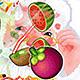 Christmas Cut Fruit
