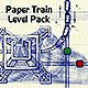 Paper Train – Level Pack