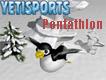 Yeti Pentathlon