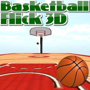 Image Basketball Flick 3D